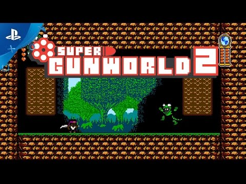 Super GunWorld 2 Trailer