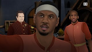 Melo's Time in Houston Turns Into a Nightmare | Game Of Zones S6E4