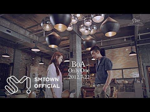 BoA 보아 'Only One' MV Teaser