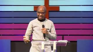 Growing in the knowledge of God's Mercy | Paul Fadeyi