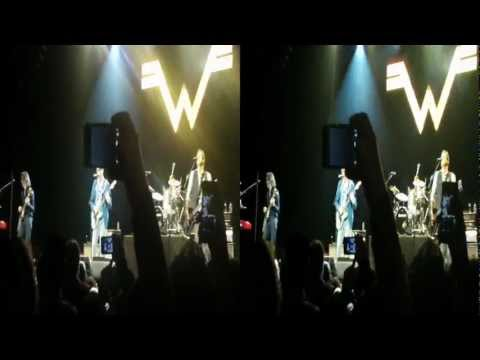 Weezer Live @ Boxworks After Party (YT3D:Enabled=True)