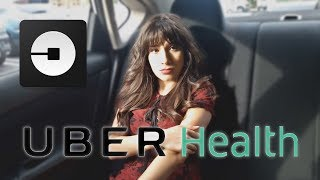 Actual Uber Health Ride
