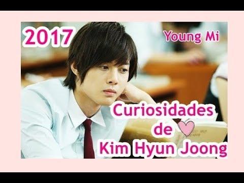 Curiosidades de Kim Hyun Joong 2017 (Young Mi)