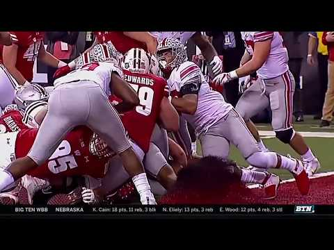 Ohio State vs. Wisconsin - Big Ten Championship Highlights