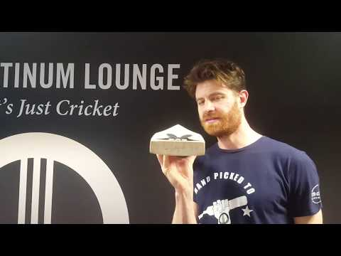 BAS Paul Collingwood Player Edition Cricket Bat