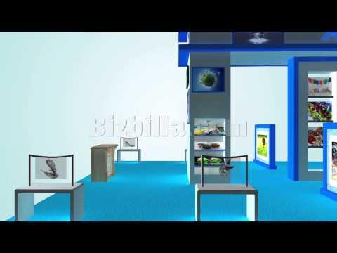 Arts & Crafts Virtual Tradeshow Booth image