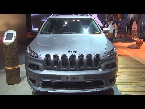 @Jeep #Cherokee Overland 2 2 MultiJet S&S 200 hp AWD BVA9 2017 Exterior and Interior in 3D