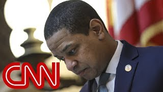 Second woman accuses Justin Fairfax of sexual assault