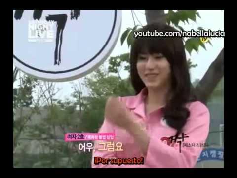 [eng] Pretty girl Kyuhyun
