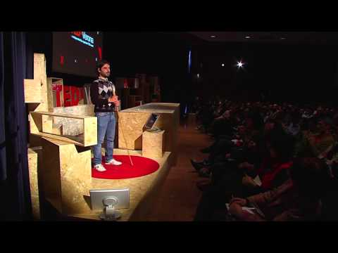 Light the planet: Alessandro Bordini at TEDxVerona