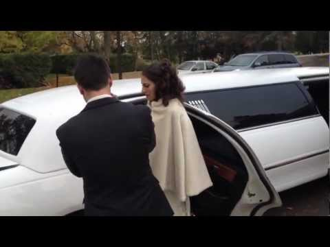 Brantford wedding Limousine service by Brothers Limousine