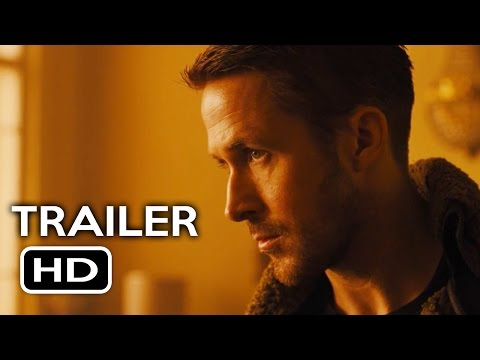 Blade Runner 2049 Official Teaser Trailer #1 (2017)