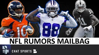 NFL Rumors Mailbag: CeeDee Lamb vs Henry Ruggs vs Jerry Jeudy + Jadeveon Clowney or Everson Griffen?