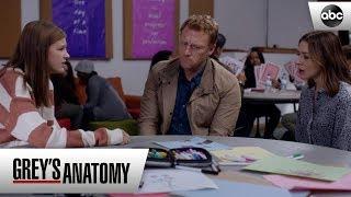 Betty Tells The Truth - Grey's Anatomy Season 15 Episode 12