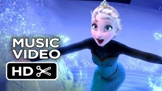 "Frozen Demi Lovato Music Video - ""Let It Go"" (2013) - Disney Princess Movie HD"