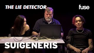 Suigeneris & His Ex Girlfriend Take A Lie Detector Test: Does He Miss Their Relationship? | Fuse