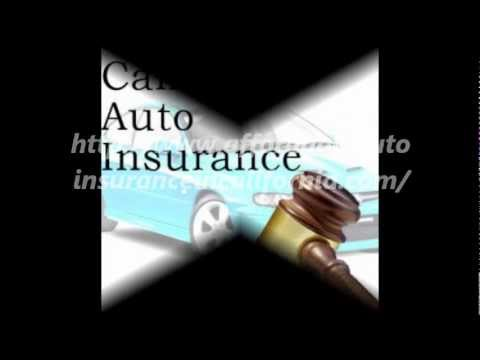 Affordable Auto Insurance In California