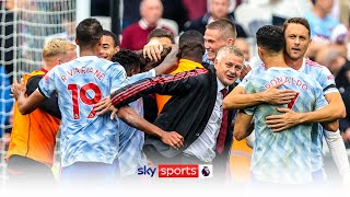 SCENES! De Gea mobbed by teammates after HEROIC late penalty save 👏