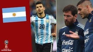 Đội hình ĐT Argentina tham dự World Cup 2018