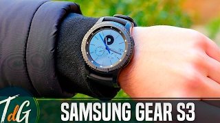 Samsung Gear S3, review en español