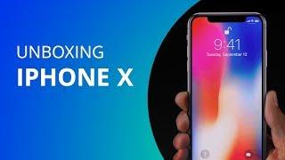 iPhone X - Unboxing e Primeiras Impressões do Canaltech