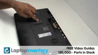 Acer Aspire 5536 7736 DVD Replacement Guide Installation | Install Fix Replace