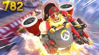 *NEW* Torbjorn JETPACK!!   Overwatch Daily Moments Ep.782 (Funny and Random Moments)