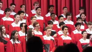 Come to the Music - Syosset High School Chorale - December 2014