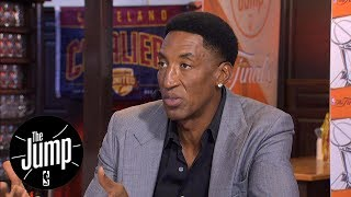 Scottie Pippen Can't Believe Robert Horry's Comments | The Jump | ESPN