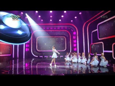 뮤직뱅크 - 우주소녀, 비밀스러운 요정들! '비밀이야'.20160826