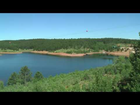 Reservoir on Pikes Peak 07-26-10