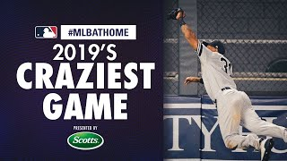 Yankees vs. Twins, 7/23/19 (2019's Craziest Game!) | #MLBAtHome