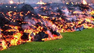 BREAKING NEWS: Hawaii volcano eruption: STUNNING new time-lapse shows ENORMOUS expansion of Kilauea