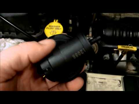 P0403 Chrysler Town Amp Country Youtube