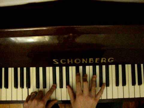 Renuevame, arreglo para piano