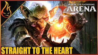 Go Straight For The HP Magic The Gathering Arena Open Beta Deck Tech