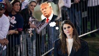 Hope Hicks  - Is She Donald Trumps -  Monica Lewinsky?