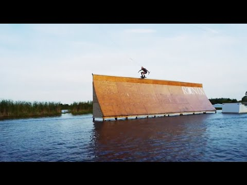 THE BEST PRO WAKEBOARDING Highlights from 2014