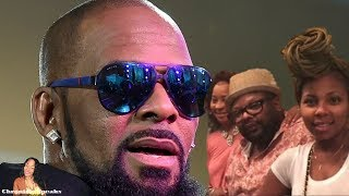 R. Kelly S*X Tape Victims Family Filed For Bankruptcy Before Trial   Did The Money Keep Them Quiet