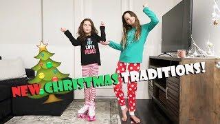 New Christmas Traditions 🎄 (WK 364.5)   Bratayley