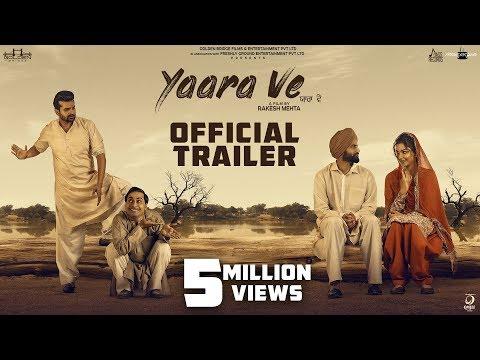 Yaara Ve (Trailer) Gagan Kokri - Monica Gill - Yuvraj Hans - Raghveer Boli