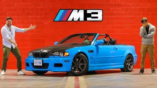 I Bought A $10,000 E46 BMW M3 // The Best Car Of All Time… Says Thomas
