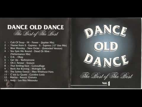DANCE DE LOS 80 Y 90 PARTE 1