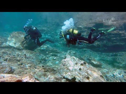 Rachel´s Place en Cala de La Escalera - Inmersión con Balkysub