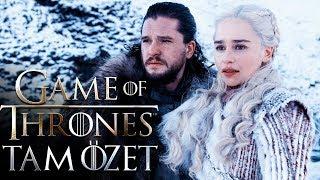 25 Dakikada GAME OF THRONES'da Neler Olmuştu? | İlk 7 Sezon Özeti!