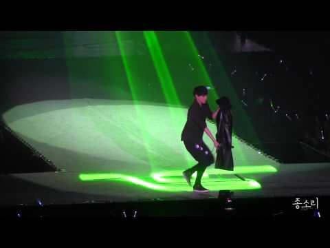 131225 SMWEEK EXO - Dance Break Kai