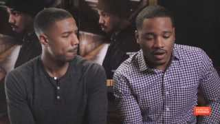 Fruitvale Station Interview With Michael B. Jordan And Ryan Coogler [HD]