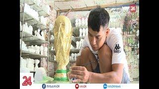 Hà Nội: Nhiều dịch vụ độc đáo nở rộ mùa World Cup 2018  - Tin Tức VTV24