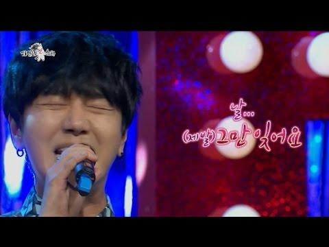 【TVPP】Yesung(Super Junior)-Stop forgetting me, 예성(슈퍼주니어)- '날 그만 (좀) 잊어요' @ Radio star