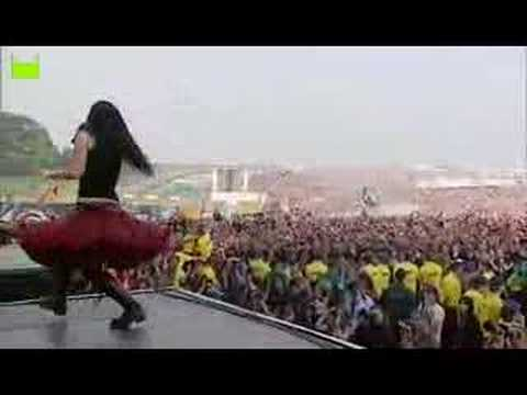 Baixar Evanescence- Going Under Live at Download Festival